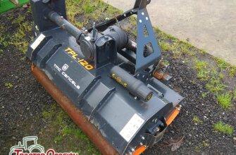 TRITURADORA TMC TPL-120