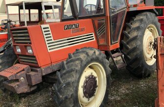 TRACTOR FIAT 880EDT