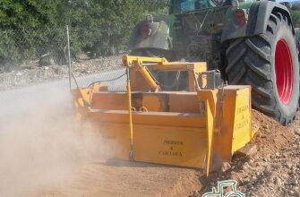 Trituradora de piedras de Obra Pública WH2x400