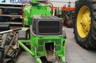 Trituradora astilladora Green Mech Modelo ARB19