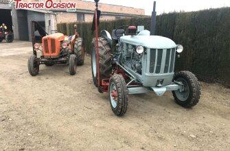 Barreiros R500 y Fiat 411R