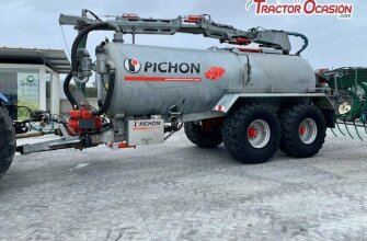 PICHON 16000 LITROS CON INYECTORES DE RAMPA 15 M