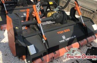 TRITURADORA TMC CANCELA TGH-200