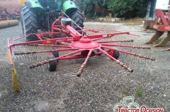 POTTINGER TOP 460N