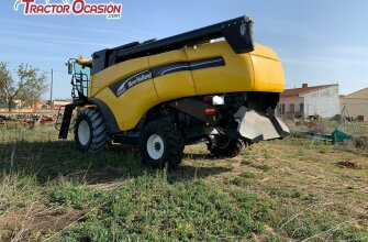 NEW HOLLAND CX840 SL 4WD