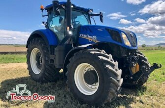 New Holland T7 275