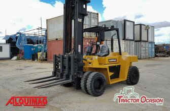 CARRETILLA CATERPILLAR    CAT modelo  DP70