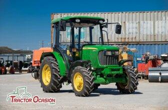 Tractor John Deere 5065E 4x4