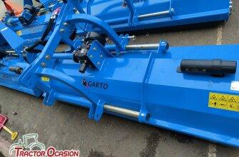 Trituradora reforzada 2.20m reversible