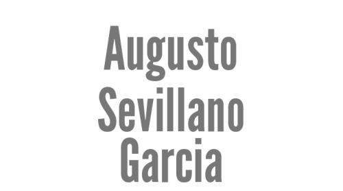 Augusto Sevillano Garcia