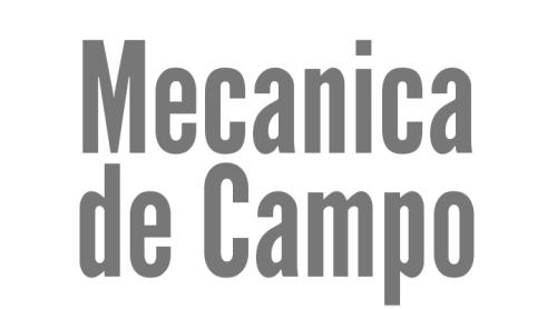 Mecanica de Campo