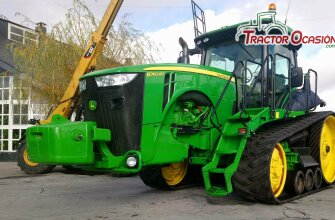 Tractor agricola 8360RT