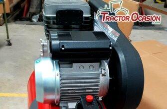 Compresor de piston 3CV 100 ltrs