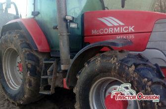 Mccormick MTX 135